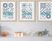 affiches pour décorer la cuisine - alexiableu / affiches originales et colorées pour la décoration d'une cuisine ou d'un coin repas affiche cuisine, décoration murale, wall art, wall decor, kitchen print