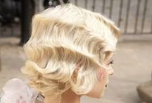 1920s Hair Inspiration / All our favourite 1920s styles and inspirations