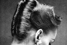 1950s Hair Inspiration / All our favourite 1950s styles and inspiration