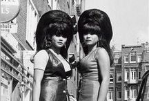 1960s Hair Inspiration / All our favourite 1960s styles and inspiration