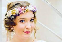 Our Vintage Brides / Some of Vintage Bridal Styles