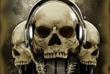 """Music Rocks / I enjoy all types of music,but face it """"Rocks the best!"""" / by Sweet Cheeks"""
