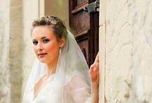 Wedding / My work - Make-up artist