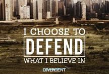 Divergent / My favourite posts, quotes and interviews! / by Obsessive Fan