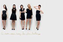 Petite robe noire / Une petite robe noire pour chaque femme