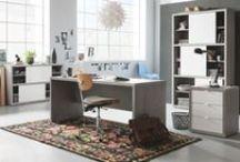 entspanntes Arbeiten / Diese Büromöbel erleichtern euch den Arbeitsalltag und sind gleichzeitig ein toller Blickfang. Wir haben den passenden Stil für euch und eure Wohnung parat: Ob trendiges Design in Weiß, platzsparend und geradlinig, Möbel im Retro-Look, mit modernen Farbkombinationen oder aus natürlichem Echtholz.