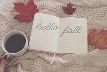 Fall. / I'm so cozy right now!☕️