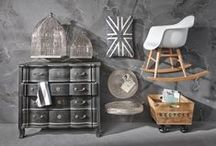 Industrial Charme / Schrauben, Muttern, Zahnräder - der Industrial Style ist unglaublich vielfältig und bringt mystisches Vintage-Flair in euer Zuhause!