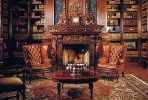 Gentlemen's Club / Barocke Formen, hochwertige Materialien, dunkles Holz und gedeckte Farben lassen den eleganten Stil des Gentlemen's Club in eurem Zuhause aufleben. Lasst euch inspirieren!