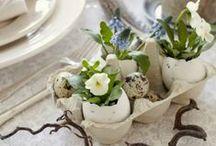 Ach du liebes Ei! / Hühner, Eier und Hasen - die perfekten Begleiter für eure Osterdeko! Wir haben die idealen Dekoartikel parat!
