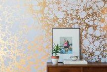 Golden Eye / Mit Möbeln, Einrichtungsgegenständen und Accessoires in Goldfarbe verleiht Ihr jedem Raum ein elegantes Flair. So bringt ihr euer Zuhause stilvoll zum Strahlen!