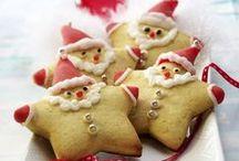 In der Weihnachtsbäckerei / ....gibt´s so manche Leckerei! Findet hier das passende Zubehör für eure weihnachtlichen Köstlichkeiten!