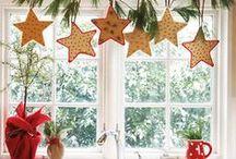 Weihnachten im ganzen Haus / Mit Lichterketten, Tischdecken und Dekoartikeln lasst ihr das stimmungsvolle Weihnachtsflair in euer Zuhause einziehen!