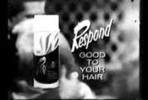 Vintage Hair Product Commercials / Some of our favourite vintage hair videos from days gone by
