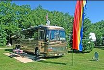 New Hampshire Campgrounds / These are all Campgrounds/RV Parks in New Hampshire that offer our 50% Discount!