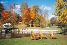 Ontario Campgrounds / These are all Campgrounds/RV Parks in Ontario that offer our 50% Discount!