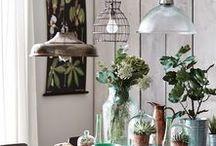 Licht an - exklusive Leuchten / Wir bringen Licht ins Dunkel: Egal ob Hängeleuchte, Tischlampe, Wandleuchte oder Stehleuchte - wir zeigen euch die neusten Trends und Designs!