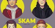 Skam ♥ / Skam ♡ deg