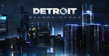 Detroit: Become Human / RA9 I AM ALIVE RA9