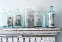 vintage glass / by pindart