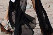 Full skirt & Dress