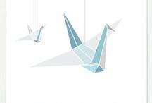 Origami / by Diana Zucker