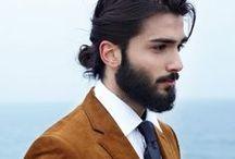 HAIRSTYLE • Beard
