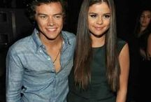 Selena Gomez And One Direction <3