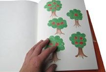 Early Learning Notebooks / examples of notebooks/notebook pages for early learning (preschool through early elementary grades)