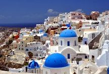Santorini / My home the next six months