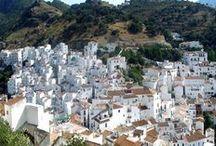 A N D A L U C I A / White Villages Route, Andalucía