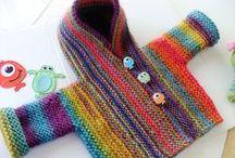 Knitting / Inspiration and tutorials