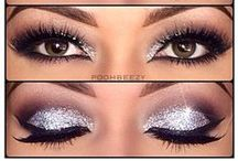 "Eye Make-up <o> / Here are some amazing eye make-ups. You can ""steal"" some ideas to do to yoursefl!!!"