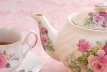 Mad Skinny Tea Party! / Everything on Pinterest having to do with tea! Do you prefer hot tea or cold? With these recipes and articles with a wealth of tea information, who wouldn't go delightfully mad for tea?