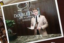 Załoga DoubleTree by Hilton Warsaw / The crew DoubleTree by Hilton Warsaw