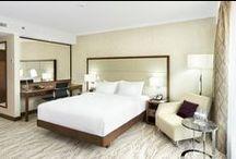 Zajrzyjcie, jak wyglądają nasze pokoje! / Nasze pokoje gościnne zostały zaprojektowane przede wszystkim z myślą o Twoim komforcie. Zapewniają dostęp do wszystkich niezbędnych udogodnień, bez względu na to, czy przebywasz u nas służbowo, czy cieszysz się wolnym czasem ze swoją rodziną.  DoubleTree by Hilton Hotel & Conference Centre Warsaw offers a variety of guestrooms that meet the needs of every kind of traveler, from a business person to entire family. Each room is outfitted to ensure your every comfort.