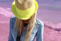 Summer Fashion / Strut your newly cleansed body in these cute and stylish summer fashion inspirations.