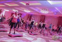 Reebok Fitness Summit / Wspomnienia z Reebok Fitness Summit, które odbyło się w DoubleTree by Hilton Warsaw w dniach 11-12 październik 2014r.