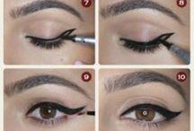 Makeup tutorials.