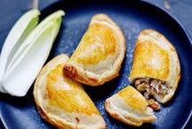 Recettes du monde / L'endive se marie très bien avec des spécialités culinaires d'ailleurs... Découvrez comment faire voyager vos papilles !