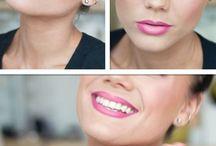 Makeup looks by Linda Hallburg.