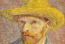 022.   V30.   Vincent van Gogh / Schilderijen en tekeningen