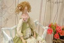 Надо попробовать / кукла Тильда внешний вид, детали