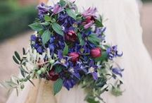 Purple / A collection of inspiring arrangements in a purple color scheme