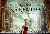 """Anna Karenina (2012) / Starring Keira Knightley, Aaron Johnson, Jude Law, Matthew Macfadyen, Domhnall Gleeson, Alicia Vikander, Kelly Macdonald, Ruth Wilson, Olivia Williams, and Emily Watson Directed by Joe Wright (""""Atonement,"""" """"Pride & Prejudice,"""" """"Hanna"""") Written by Tom Stoppard (""""Shakespeare in Love""""); Based on the novel by Leo Tolstoy.  Opens in UK Cinemas September 7th and in (select) US Theaters November 16th, 2012."""