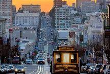 San Francisco ❤️ California / by Carsten Riedel