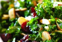 Recipes/Salads and dressings