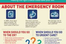 EMERGENCY ROOM  / Emergency Room Visit Information