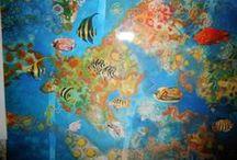 Oceano de Artes.  / Los colores mágicos de Mary Poppins.