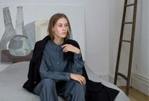 le clothes maker / Carven-  Rochas-  Chloé-  Christopher Lemaire- APC- Samuji--Apiece Apart-Jil Sander     / by Bojana